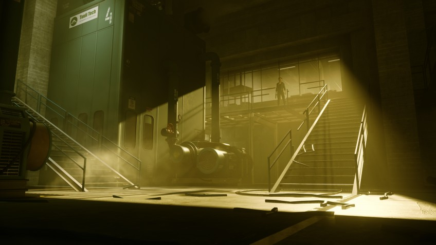Симбиоз Max Payne и Alan Wake, только ещё более чудной — свежие скриншоты и ролики Control