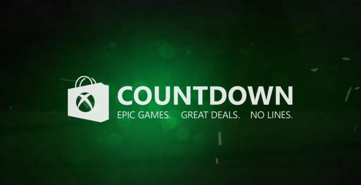 Cамая большая распродажа в истории Xbox Store начнется на этой неделе
