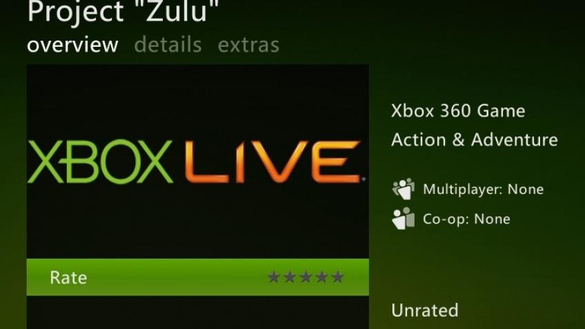 Project Zulu — еще одна тайна BioWare