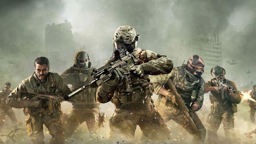 В первый день Call of Duty: Mobile установили3 миллиона раз