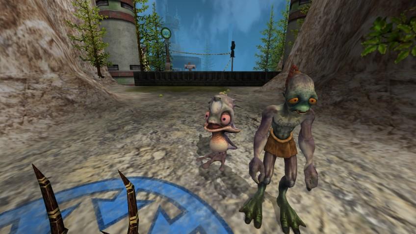Oddworld: Munch's Oddysee выйдет на Nintendo Switch уже14 мая
