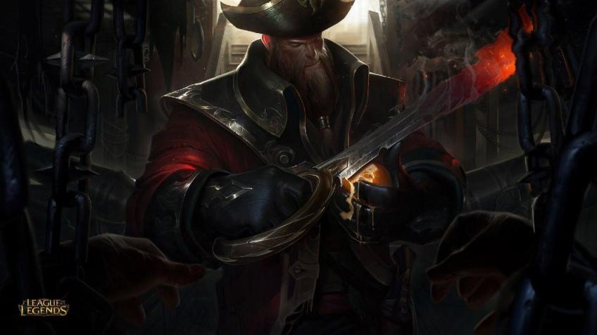 В League of Legends убили одного из чемпионов