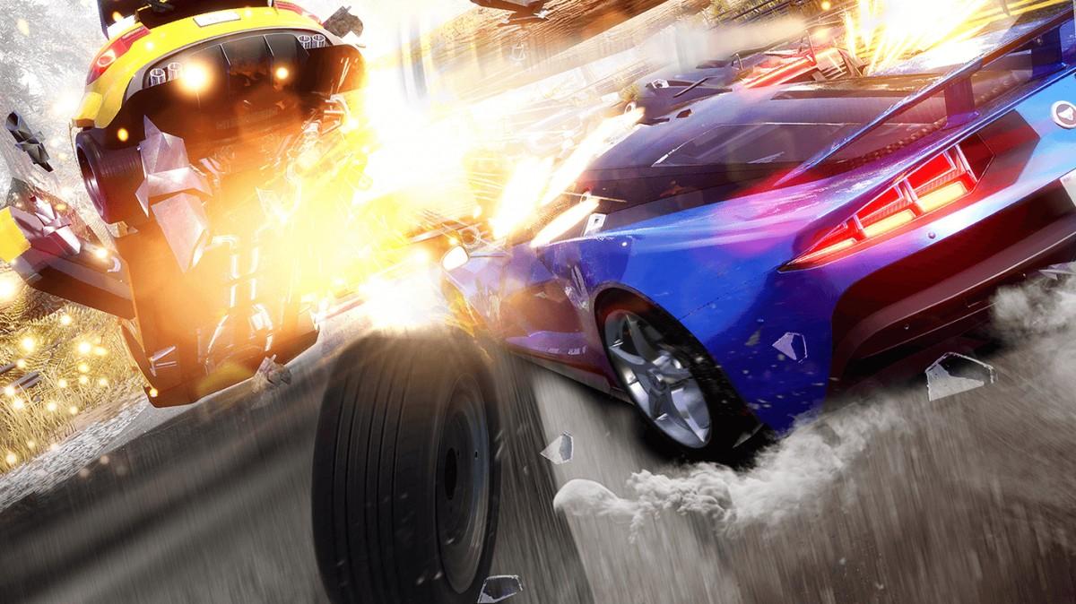 На старте в Dangerous Driving будет девять игровых режимов