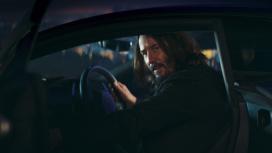 Киану Ривз снялся в новом рекламном ролике Cyberpunk 2077