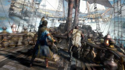 Прокачка кораблей и ресурсы — появились новые детали Skull & Bones