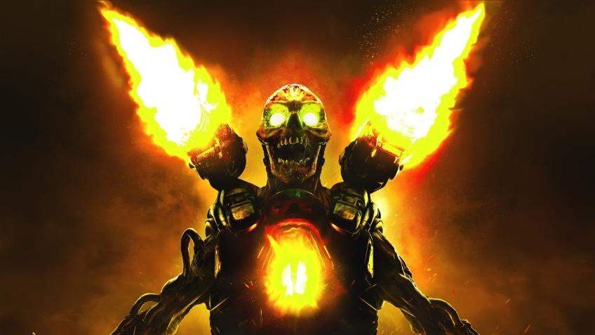 Энтузиаст перенёс демонов и оружие из Doom 2016 года на движок Doom2 1994-го