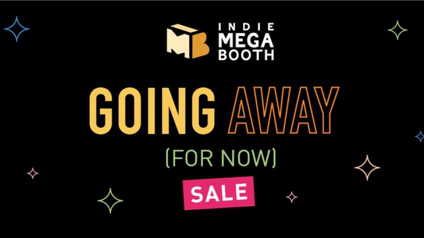 Indie Megabooth прекращает свою работу — пока что временно