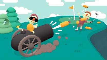 В What The Golf? добавят около тысячи новых лунок