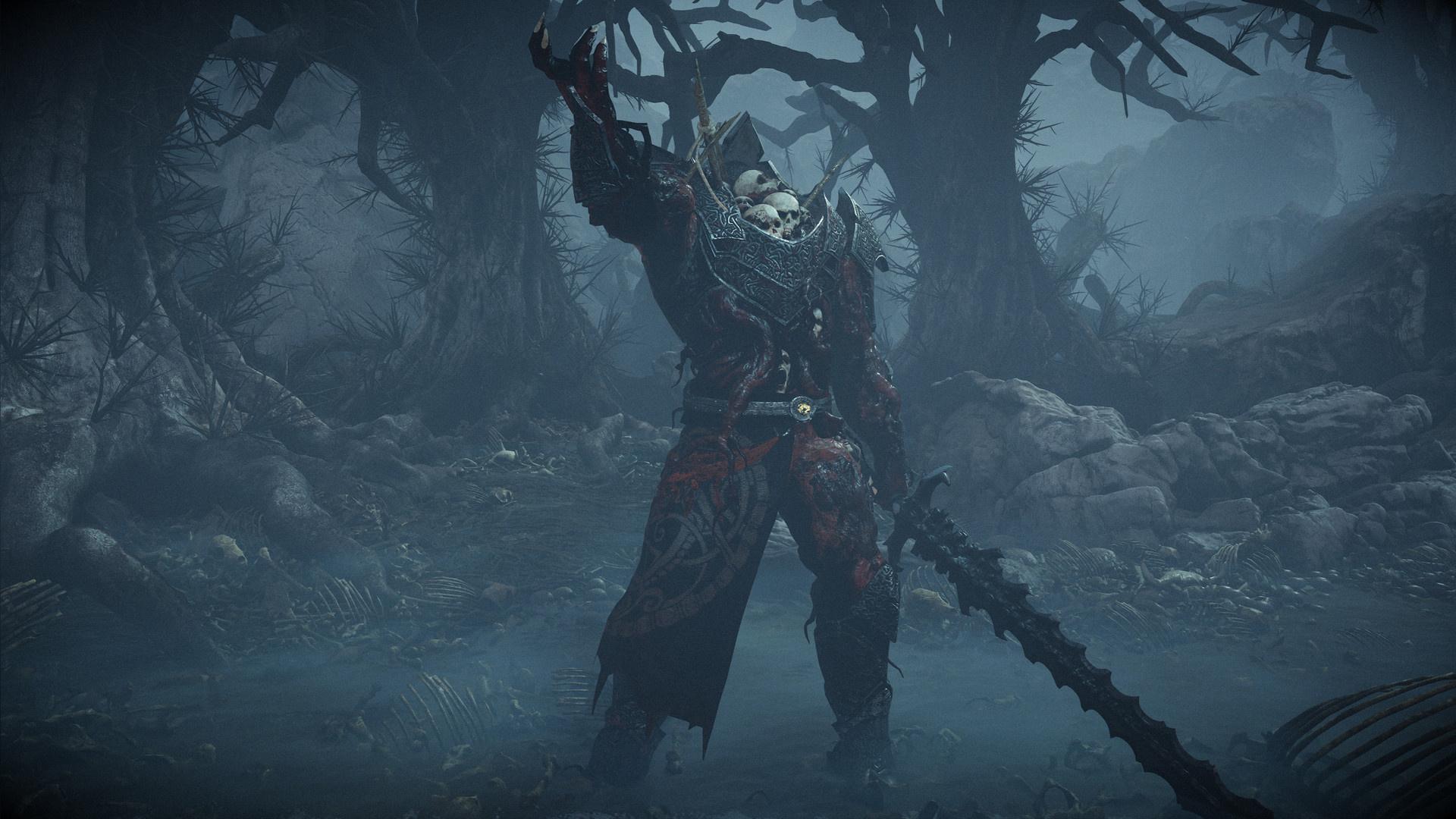 Тёмное фэнтези King Arthur: Knight's Tale вышло в раннем доступе Steam