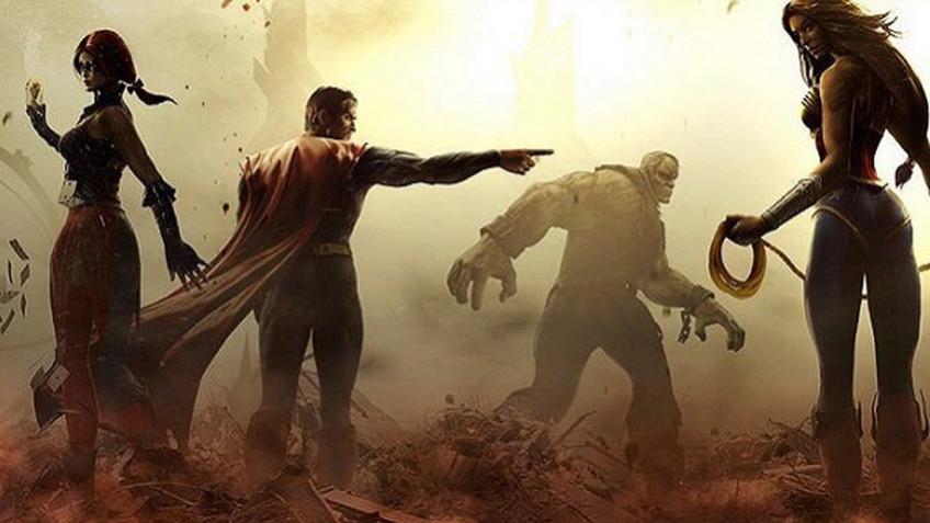 Injustice: Gods Among Us стала хедлайнером Xbox Live Gold на июнь