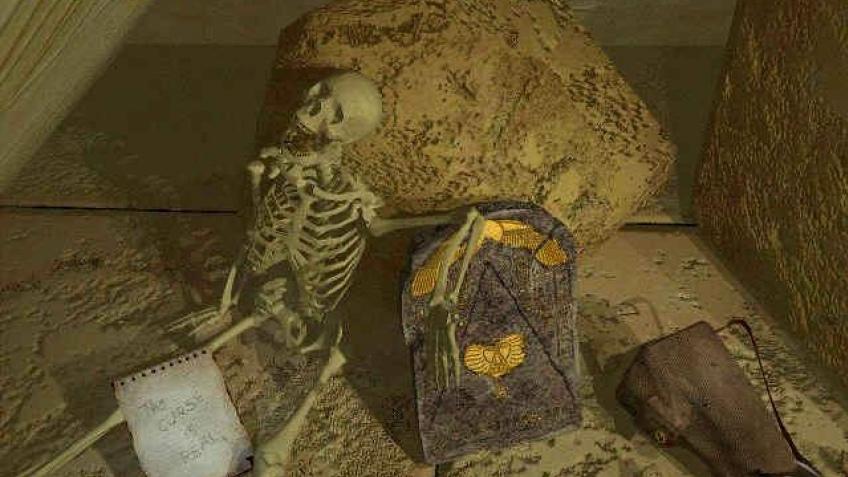 Загадка Сфинкса Египетское Приключение