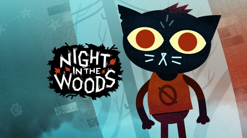 Инди-квест Night in the Woods выйдет на Switch