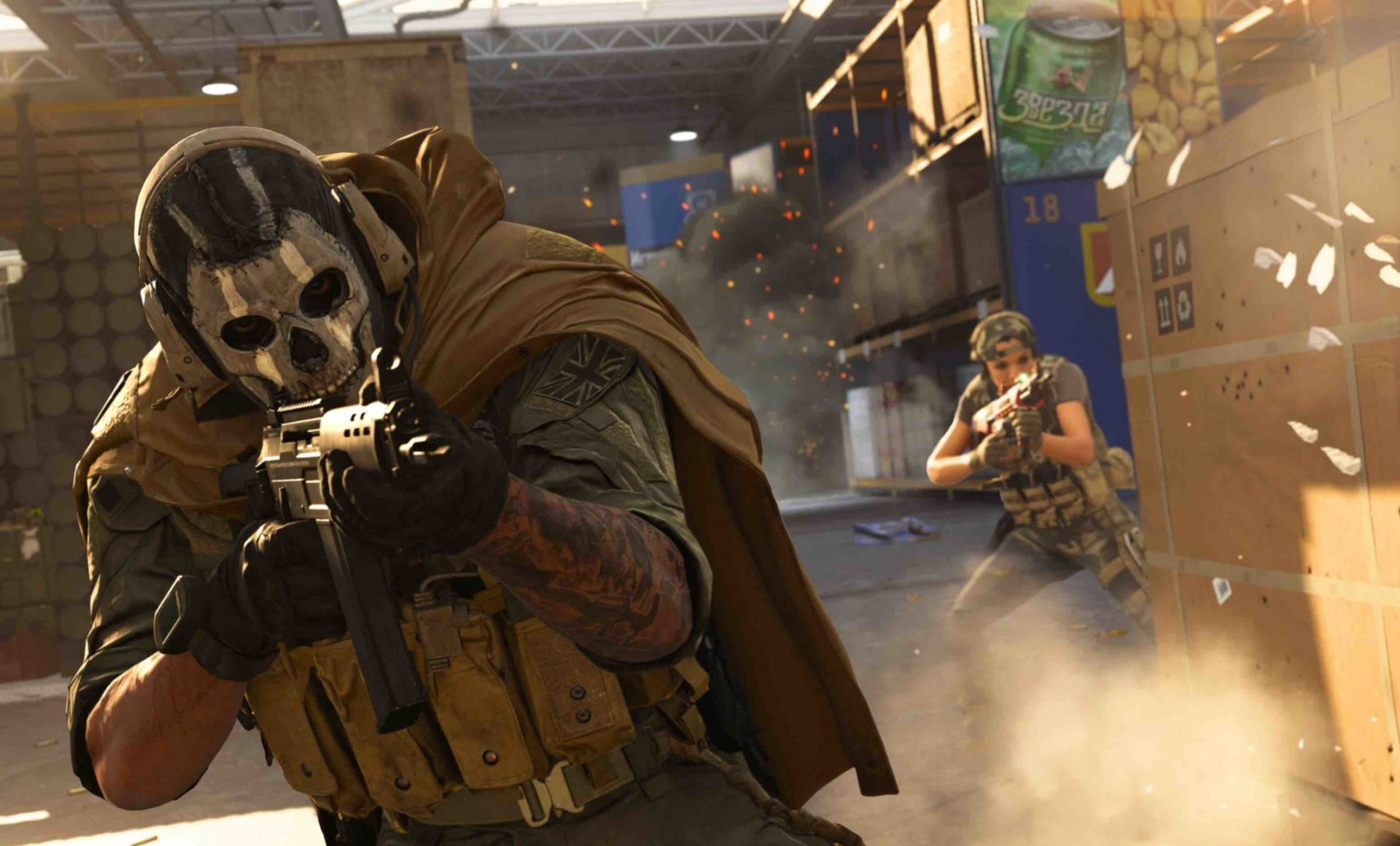 После старта второго сезона Call of Duty: Modern Warfare на PS4 и Xbox One возник критический баг