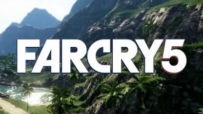 Ubisoft опубликовала первый арт Far Cry 5