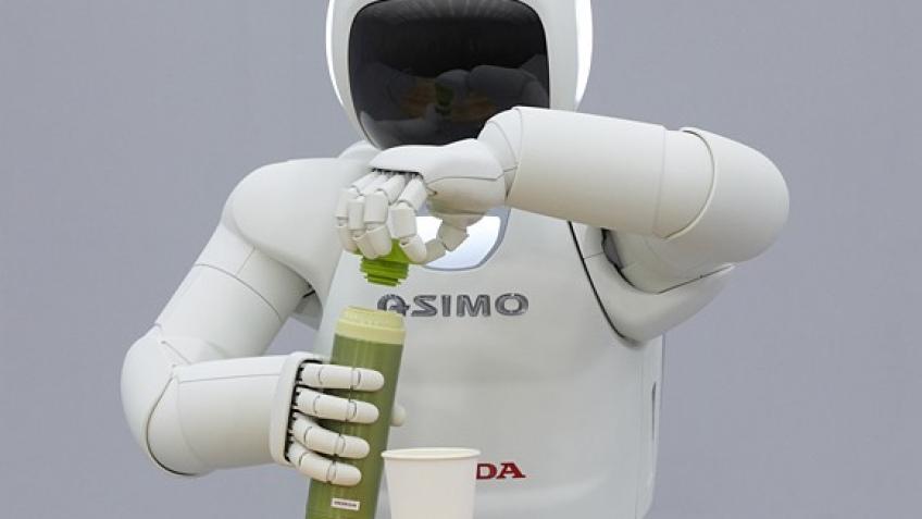 Honda обновила робота Asimo