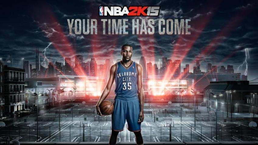Появился первый трейлер NBA 2K15