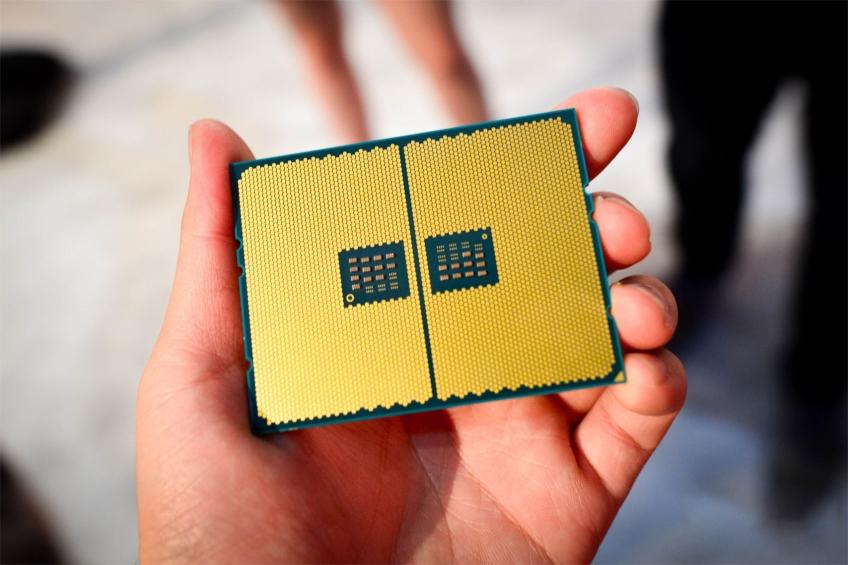 AMD официально представила процессоры Ryzen Threadripper второго поколения