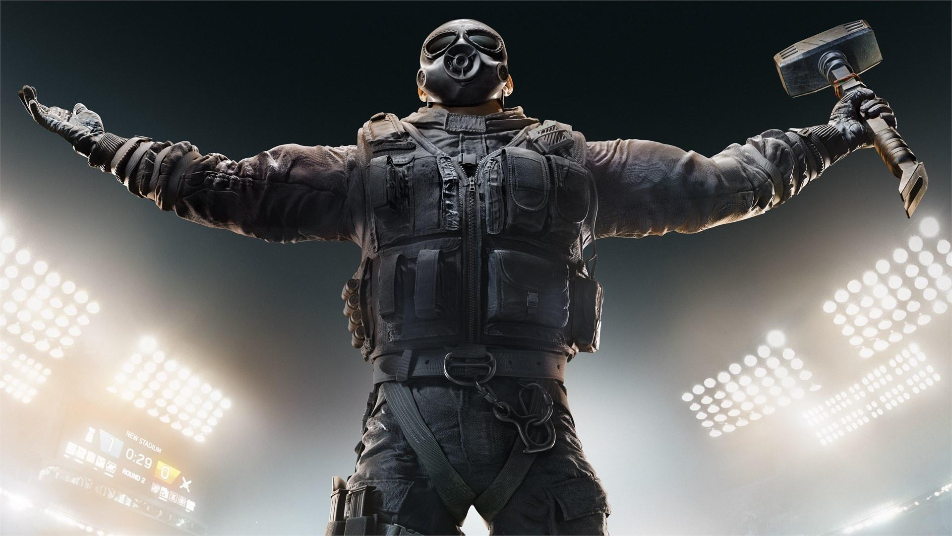 Ubisoft начала продажи абонемента на пятый год Rainbow Six Siege