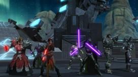 BioWare снова обновила Star Wars: The Old Republic