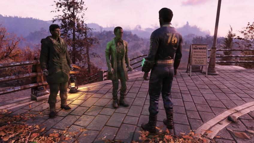 Fallout 76: ключевые особенности обновления Wastelanders