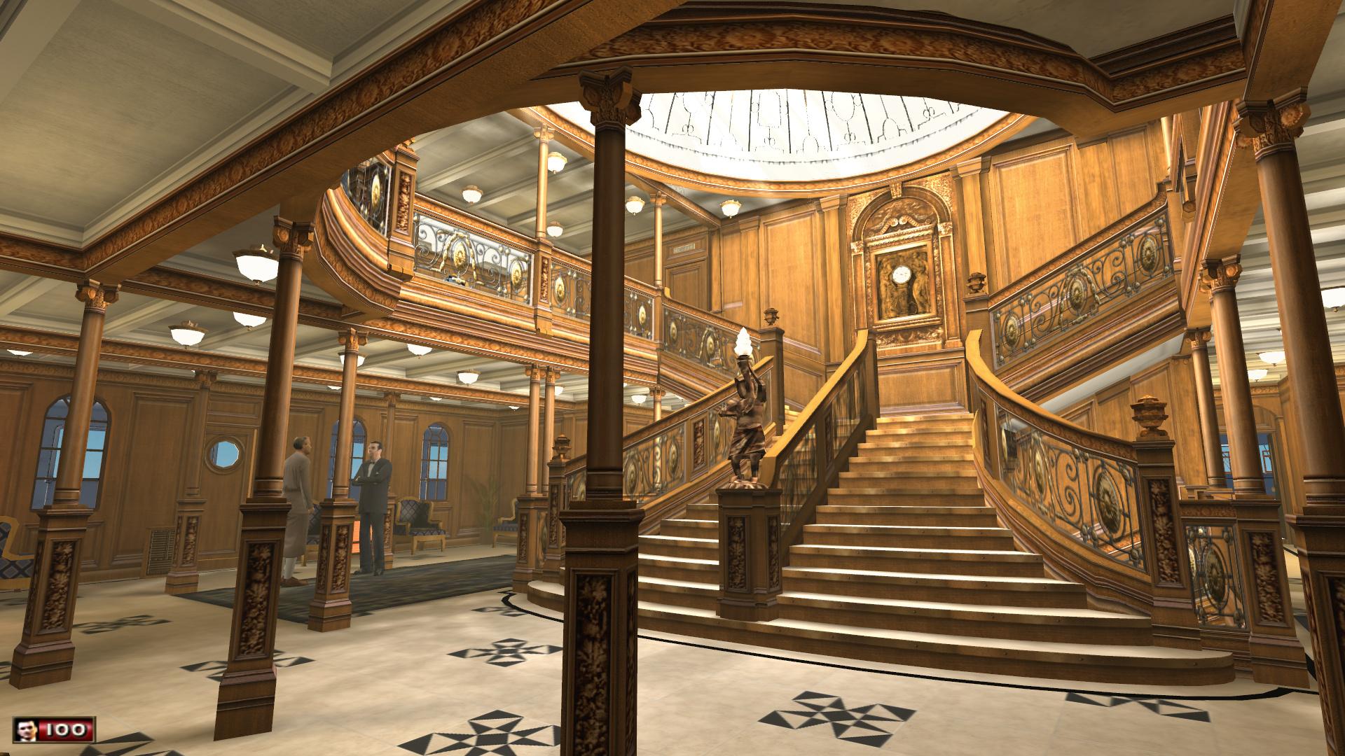 d8fdbdfa0f93a735 1920xH - Энтузиасты почти 15 лет строят «Титаник» в Mafia: The City of Lost Heaven