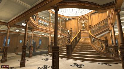 Энтузиасты почти15 лет строят «Титаник» в Mafia: The City of Lost Heaven