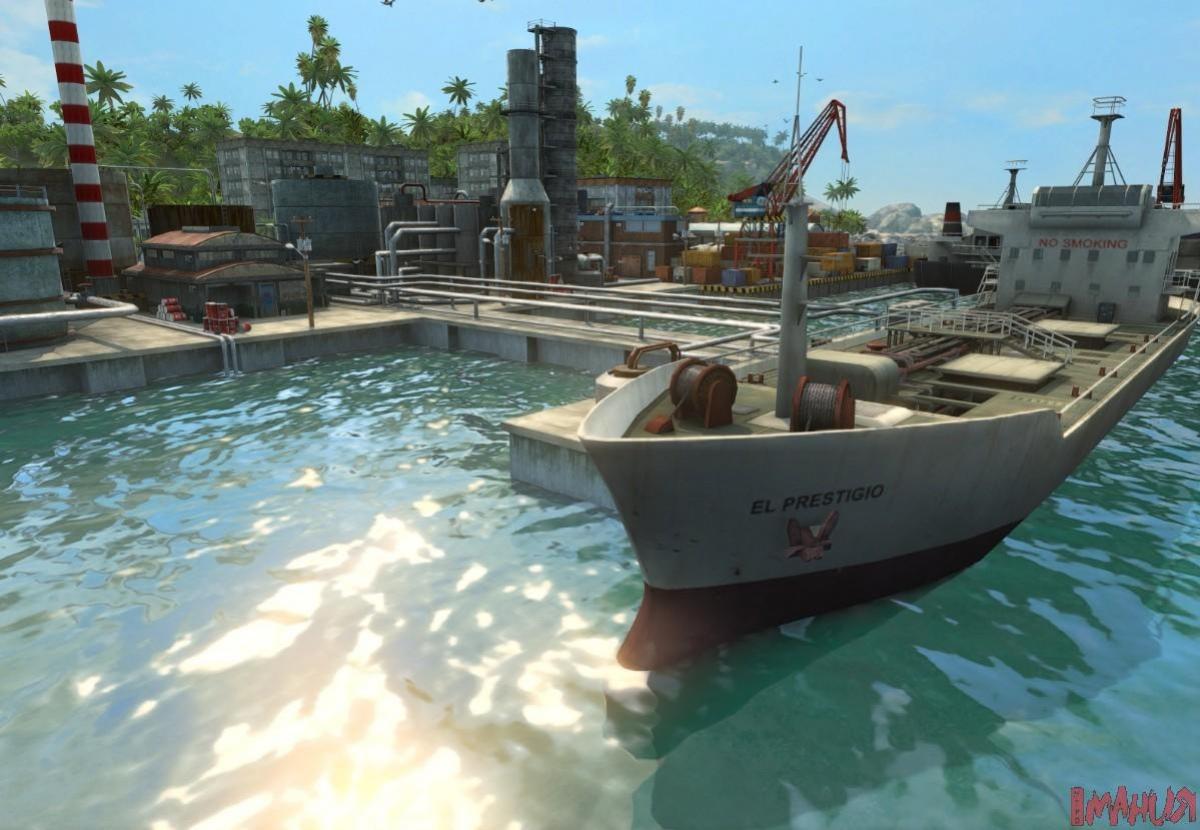 Tropico3 украсит скромность