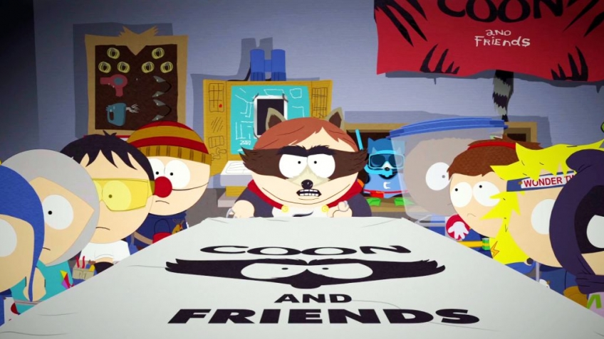 Системные требования South Park: The Fractured but Whole South Park: The Fractured but Whole
