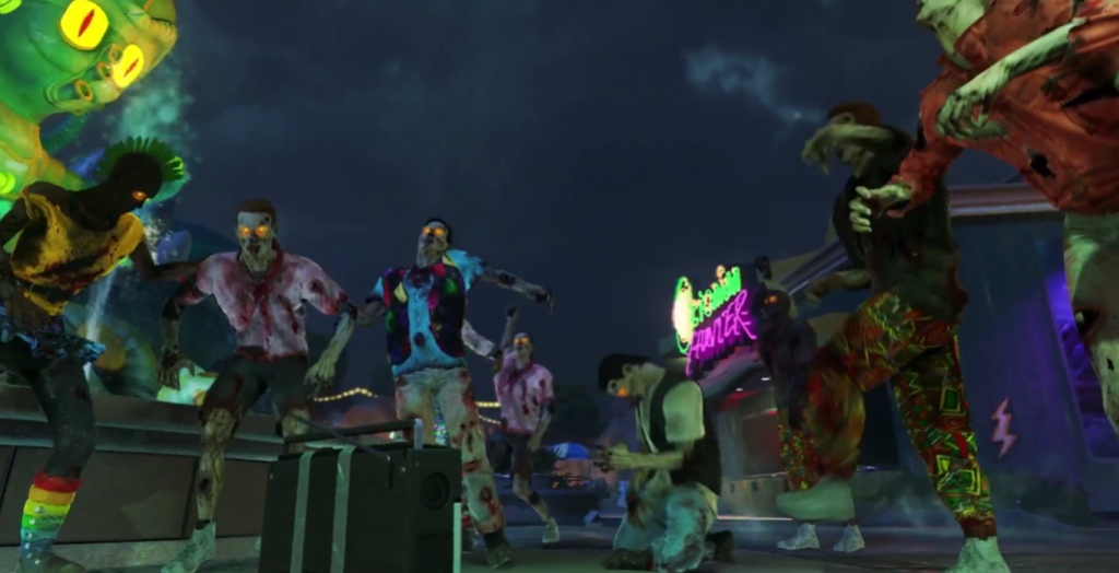 Мертвецы танцуют брейк в дебютном трейлере зомби-режима Call of Duty: Infinite Warfare