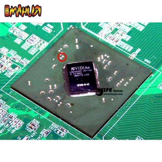 nForce 550 и модификации