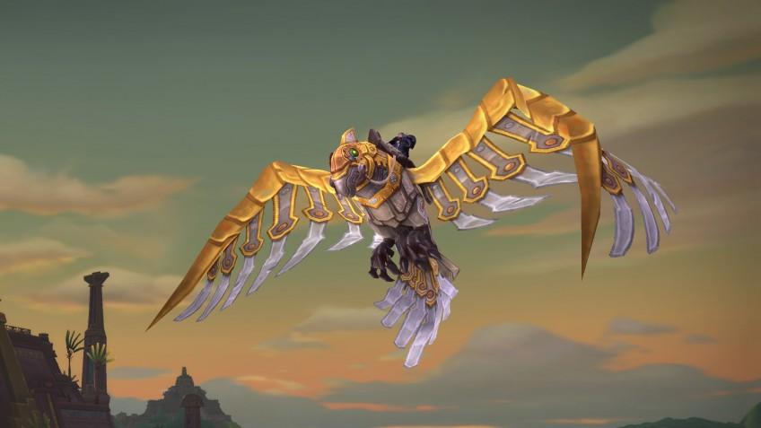 Что требуется для полётов в World of Warcraft: Battle for Azeroth?