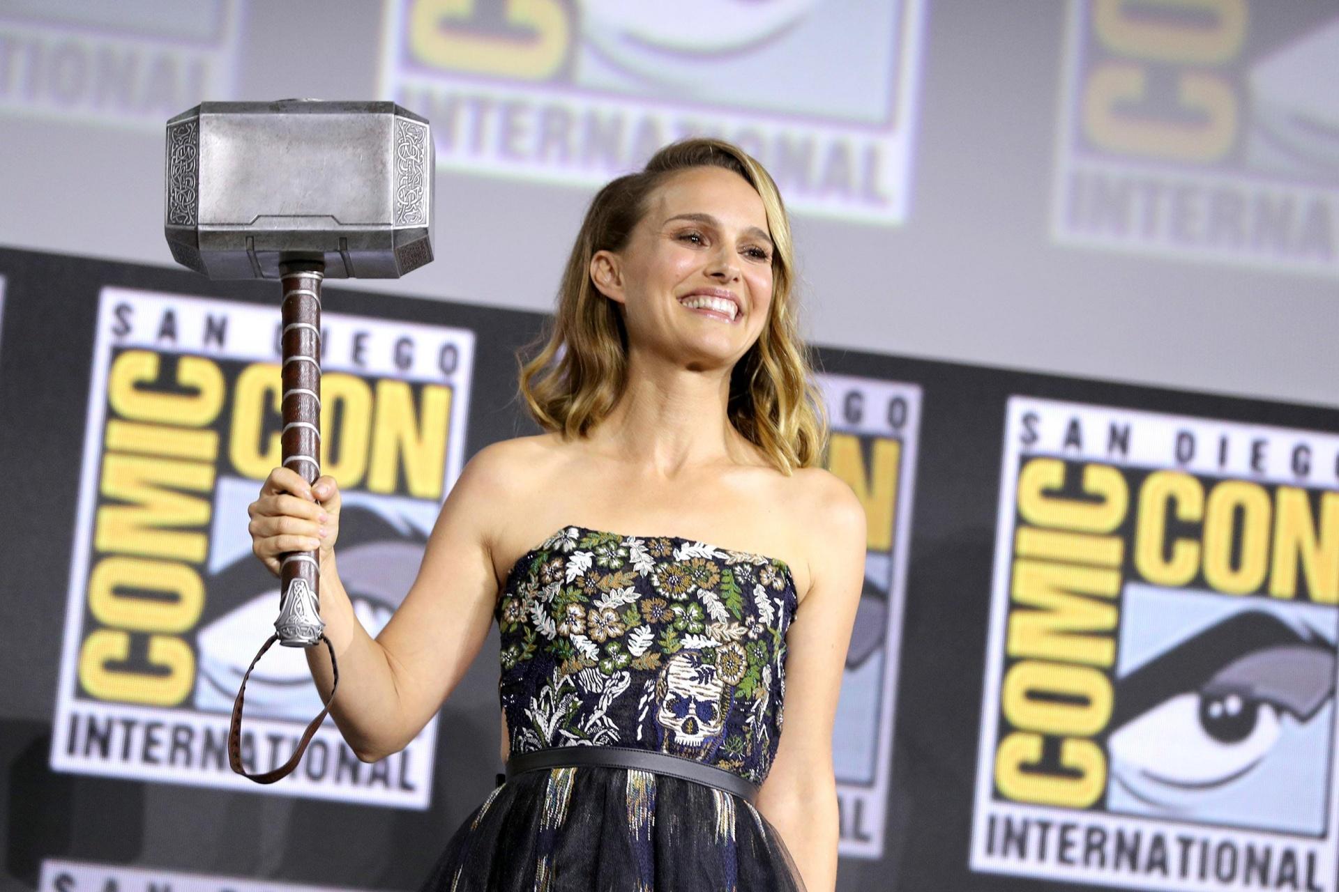 Оказывается, Marvel представила всю четвёртую фазу киновселенной