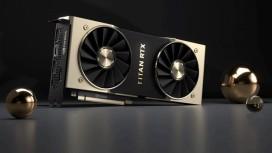 Видеокарта NVIDIA Titan RTX доступна в России