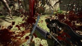 В первом трейлере Berserk главный герой превращает врагов в кровавое месиво