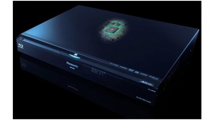 Panasonic готовит Blu-ray плеер next-gen