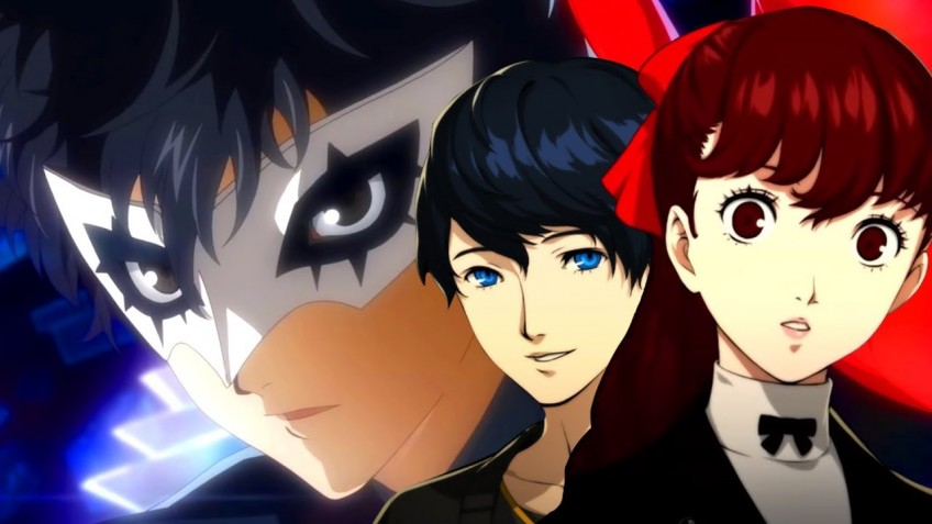 На Е3 2019 Atlus показала англоязычный трейлер Persona5 Royal