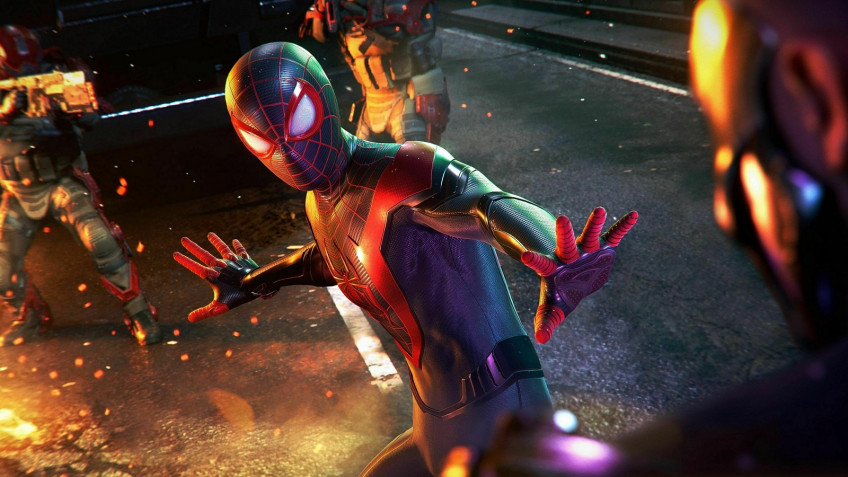 В PS Store можно предзаказать «Человека-паука: Майлз Моралес»