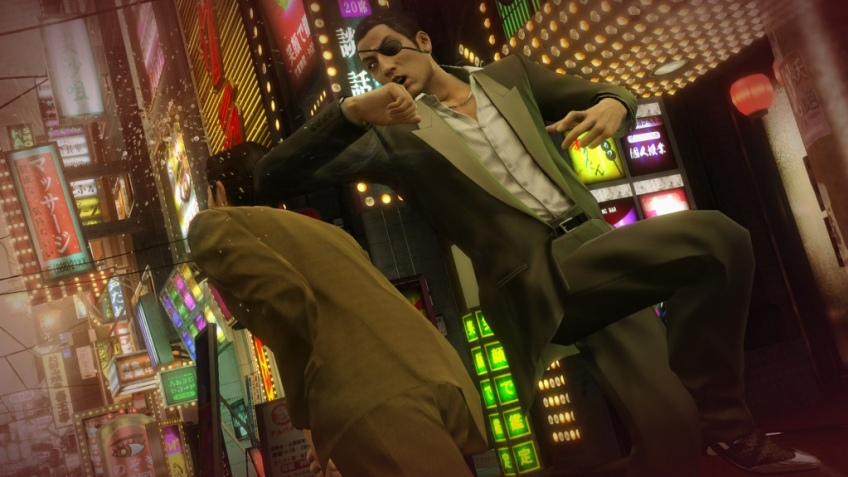 Новый трейлер Yakuza 0 показал, как дерутся якудза