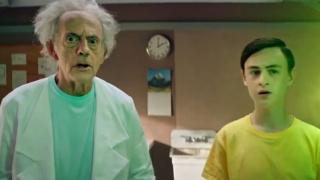 Кристофер Ллойд сыграл Рика в новом промо «Рика и Морти»