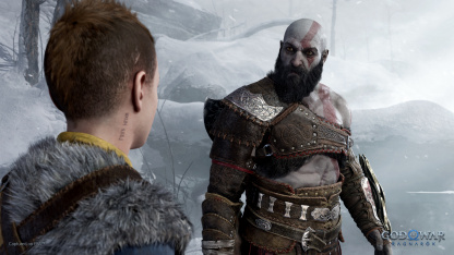 Да, God of War: Ragnarok будет полностью на русском языке