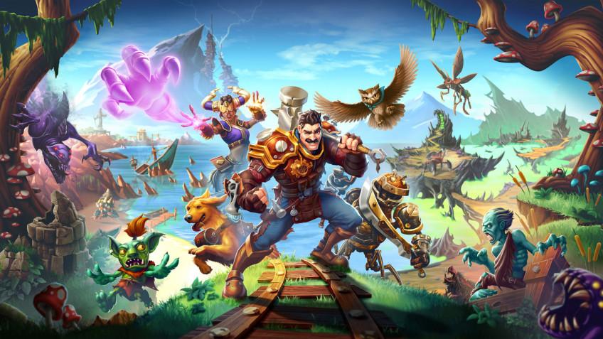 Новый трейлер Torchlight III посвятили основным особенностям экшен-RPG