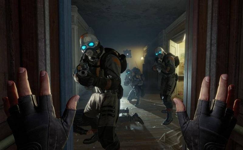 После анонса Half-Life: Alyx в США и Канаде начался дефицит VR-шлемов Valve
