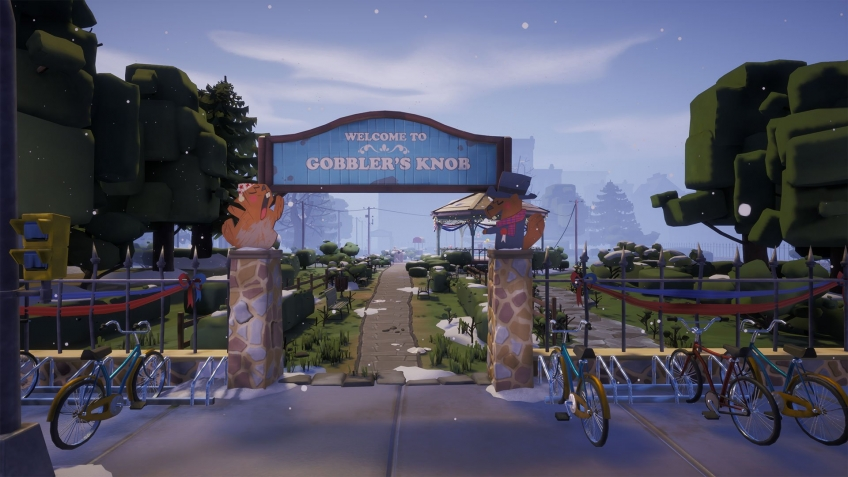 «День сурка» продолжится в VR-игре Groundhog Day: Like Father Like Son