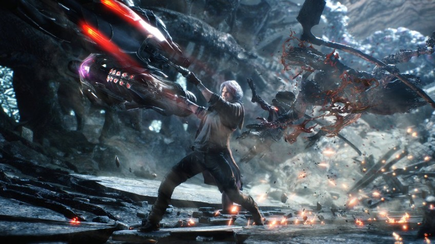 Слух: РС-версия Devil May Cry5 может задержаться до начала мая