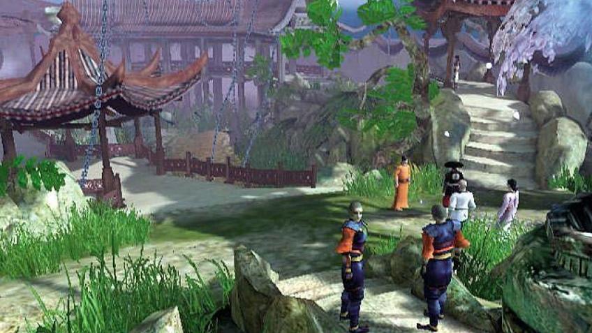 Jade Empire доступна на Steam