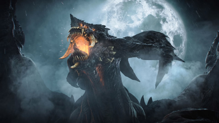 Ремейк Demon's Souls наглядно сравнили с оригиналом