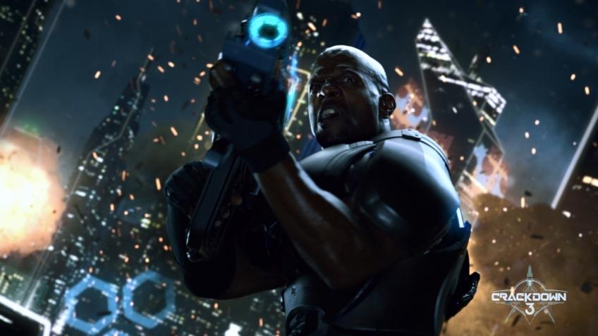 Терри Крюс появится на панели Crackdown в рамках Comic-Con