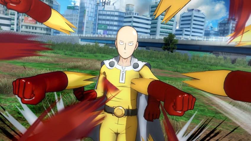 В One Punch Man: A Hero Nobody Knows в ноябре пройдёт закрытое бета-тестирование