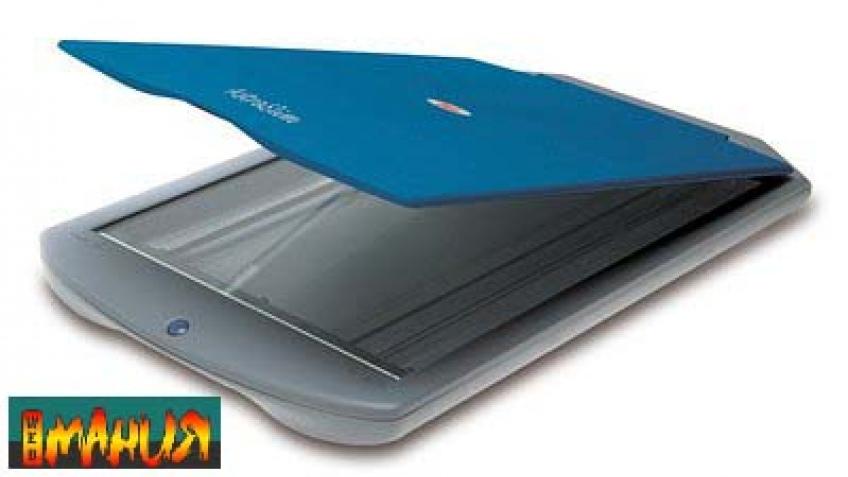 Супертонкий сканер от UMAX