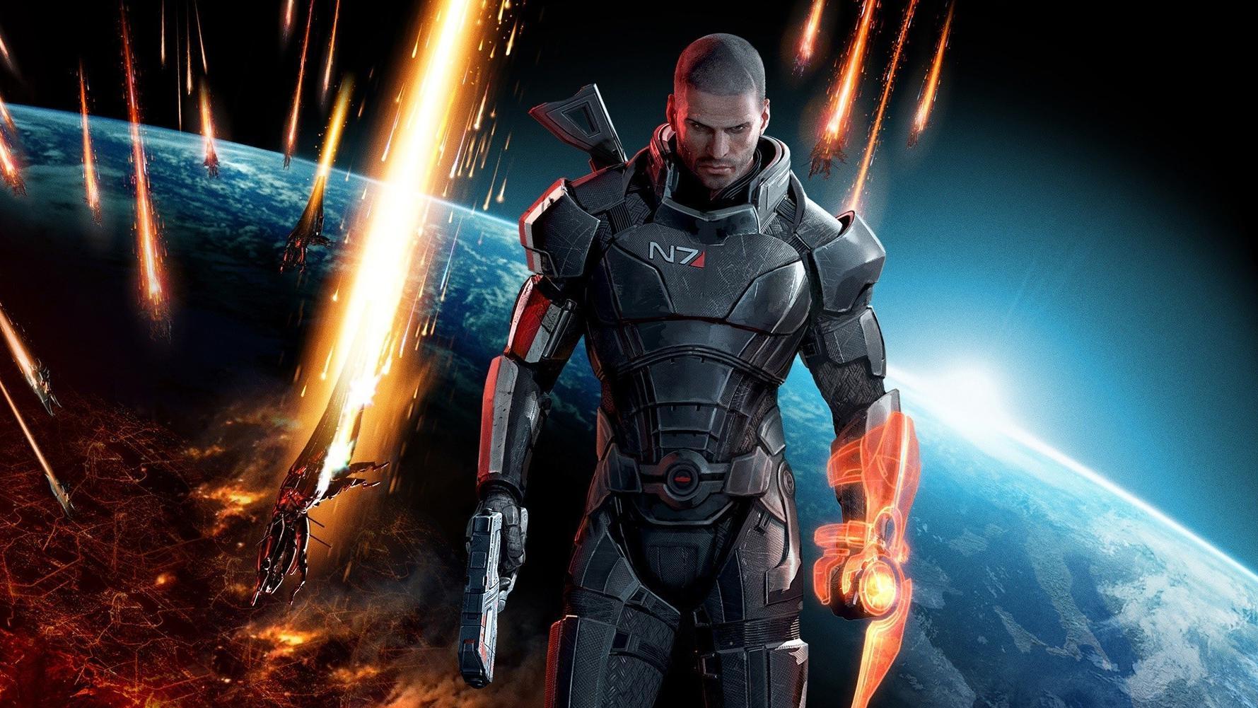 Первый патч Mass Effect Legendary Edition весит12 гигабайт и улучшает графику